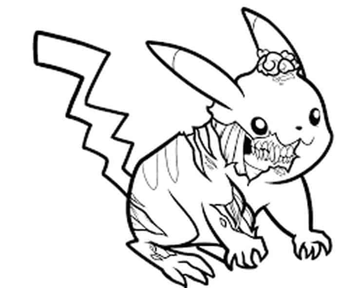 Coloring Pages Of Pokemon Pikachu Pikachu Coloring Page Cartoon Coloring Pages Pokemon Coloring Pages