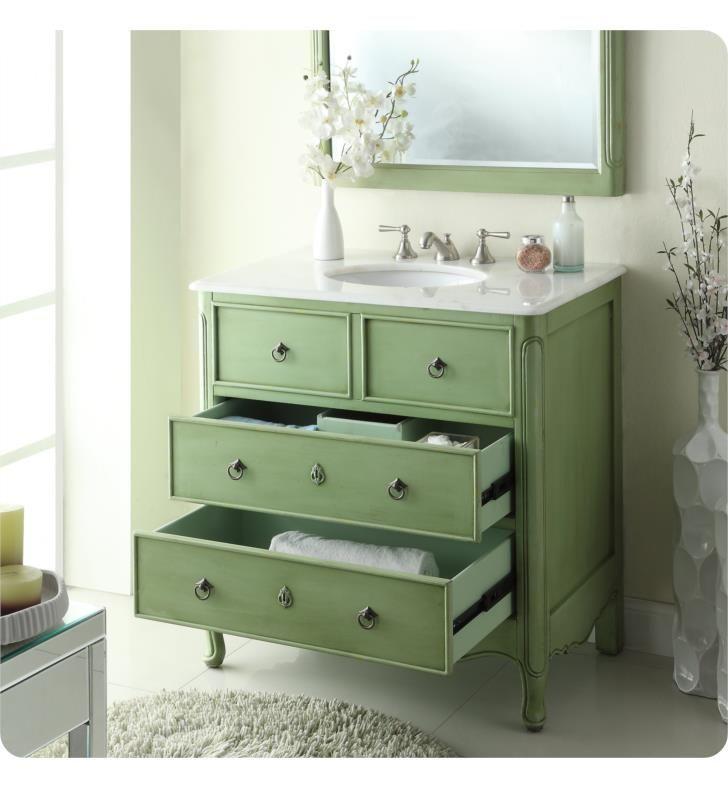 Chans Furniture Hf081g Benton Daleville 34 Freestanding Vintage