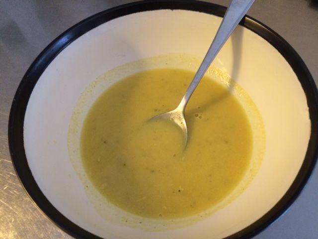 Græskar/squash suppe med chili
