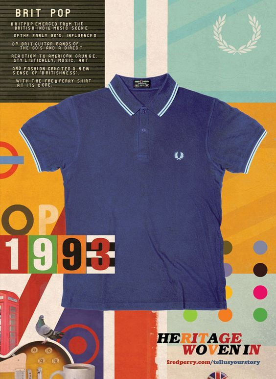 Fred Perry & Brit Pop 1993 http://staypulp.blogspot.com/2017/02/fred-perry-brit-pop-1993.html
