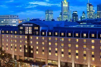 Wellnesshotel Frankfurt: The Westin Grand Frankfurt bietet Entspannung