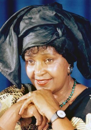Winnie Mandela   SKIN