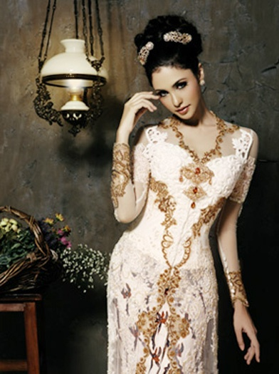 Kebaya from West Java - Indonesia