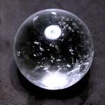 Sfera di quarzo ialino (cristallo di rocca) 2-3 cm