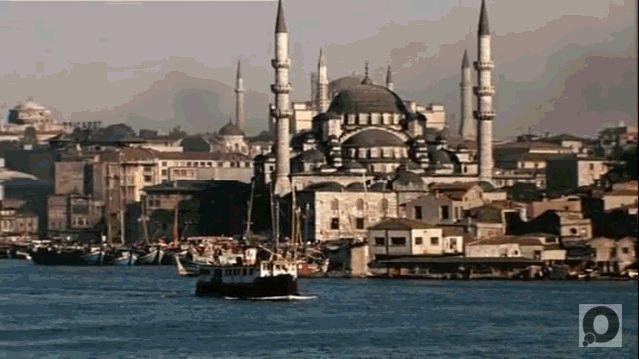 Fransızların 1964 Yılında Kaydettiği Muhteşem İstanbul Görüntüleri - onedio.com