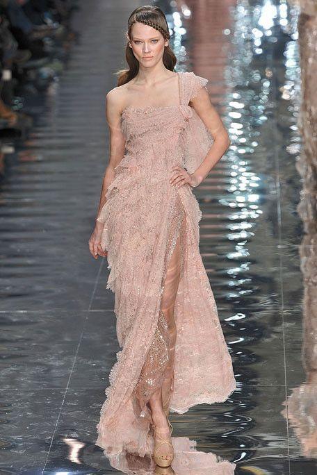 Perfume de la viePink Dresses, Spring Couture, Elie Saab, Beautiful Colors, Saab Spring, Dresses Yesterday, Haute Couture, Amazing Dresses, Spring 2010