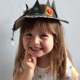 Halloweenský klobouk