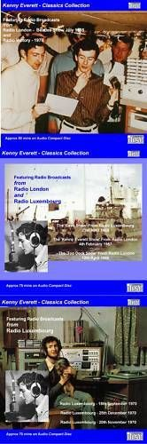 Pirate Radio-Kenny Everett Classics Vols 1,2 & 3 (CDs)  | eBay