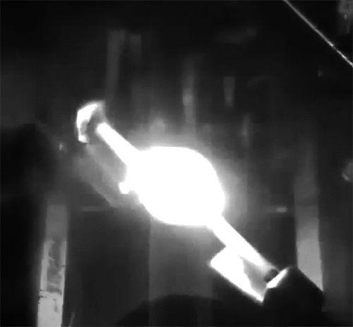 Este experimento em repetição parece uma luz estroboscópica. | 15 gifs hipnotizantes que irão distraí-lo da realidade