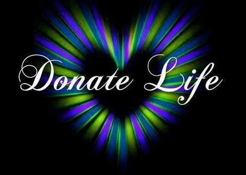 Have a heart...donate life