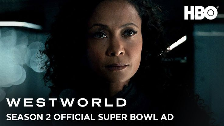 Westworld Season 2 | Official Super Bowl Ad | HBO #westworld #tvshow