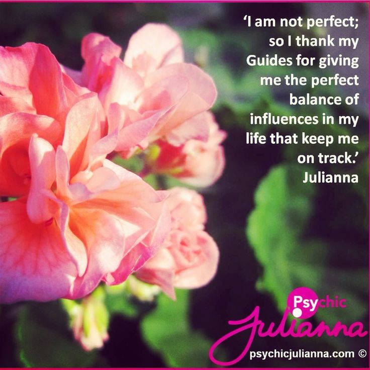 My inspiration for you today followers. Xx Psychic Julianna