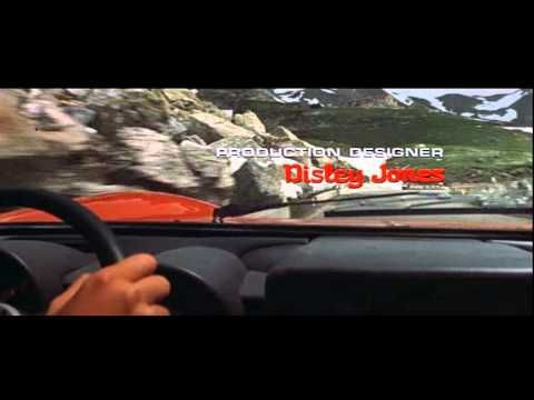 """Italian Job (1969 / L'or se barre / Braquage à l'italienne ) Intro song """"On days like theese"""" Stereo mix. Song composed by Quincy Jones interpreted by Matt M..."""