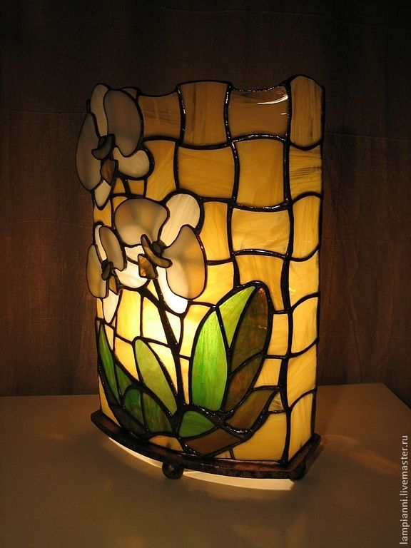 2653 Best Images About Stained Glass Lamps On Pinterest