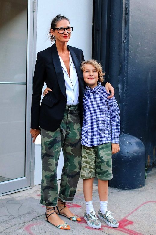 Jenna Lyons Shows How To Pull Off Camo Print Pants | Le Fashion | Bloglovin'