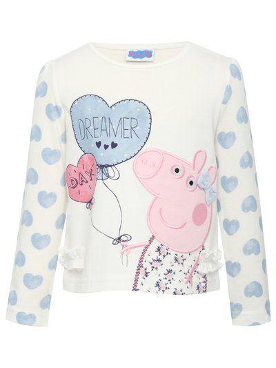 M&CO Peppa Pig dreamer tee