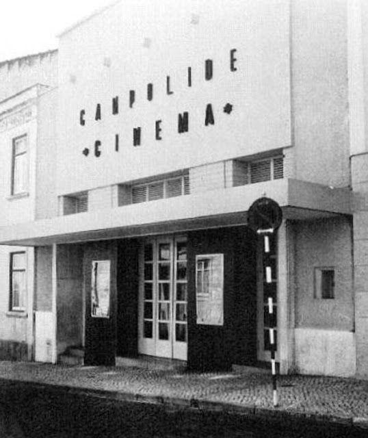 "O Rato Cinéfilo: AS SALAS DE CINEMA DE LISBOA - Cinema Campolide (era mesmo ""piolho"")"