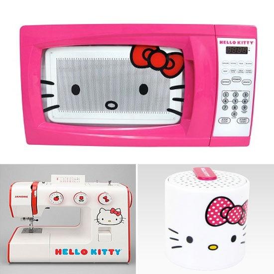 Hello Kitty Gifts - www.geeksugar.com