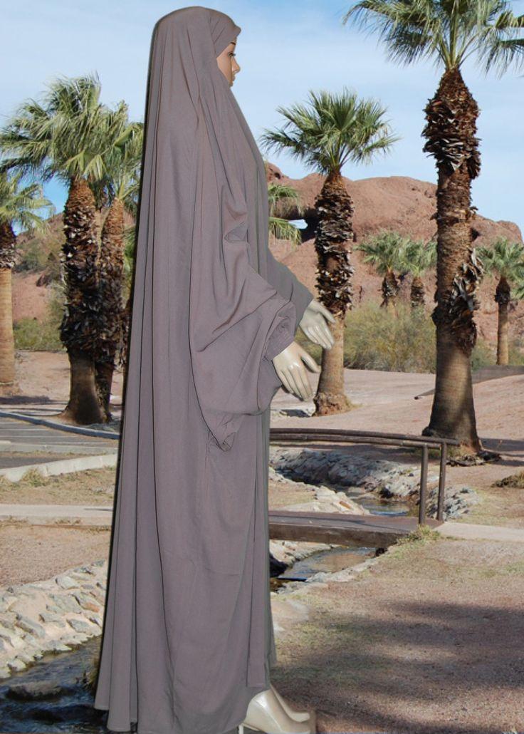 Sand overhead Jilbab - Najhymm