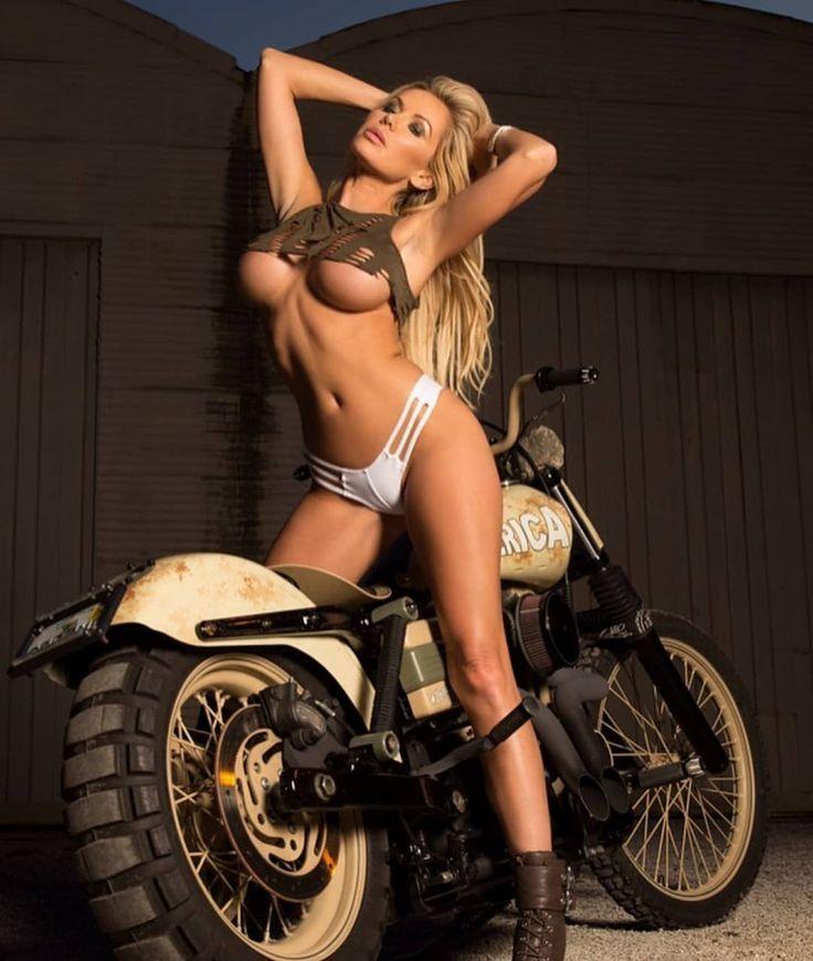 Nude woman kickstand xtreme