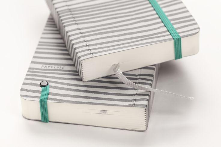 Brik (denní) / papelote - nové české papírnictví new czech stationery, Prague diary, journal, planner