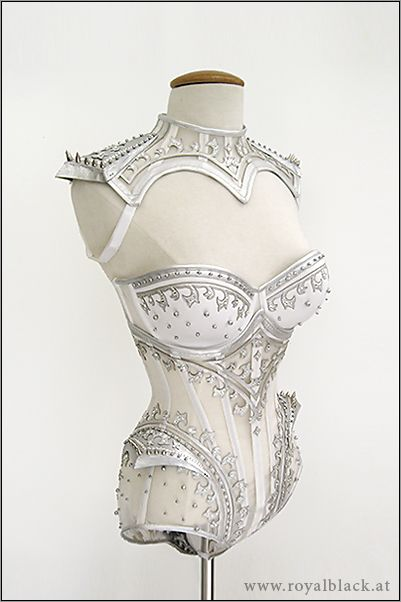 """Couture Outfit """"The Crown Princess"""" by Royal Black"""