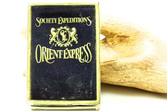 ¤ Murder on the Orient Express ¤ by Manon on Etsy