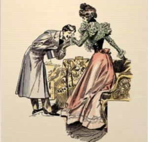 Italian Greetings and Good Manners :http://www.easitalian.com/blog/2015/11/11/italian-greetings-and-good-manners/