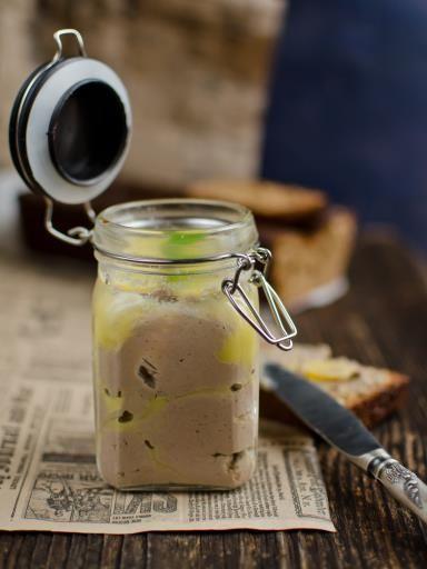 Faire stériliser un foie gras