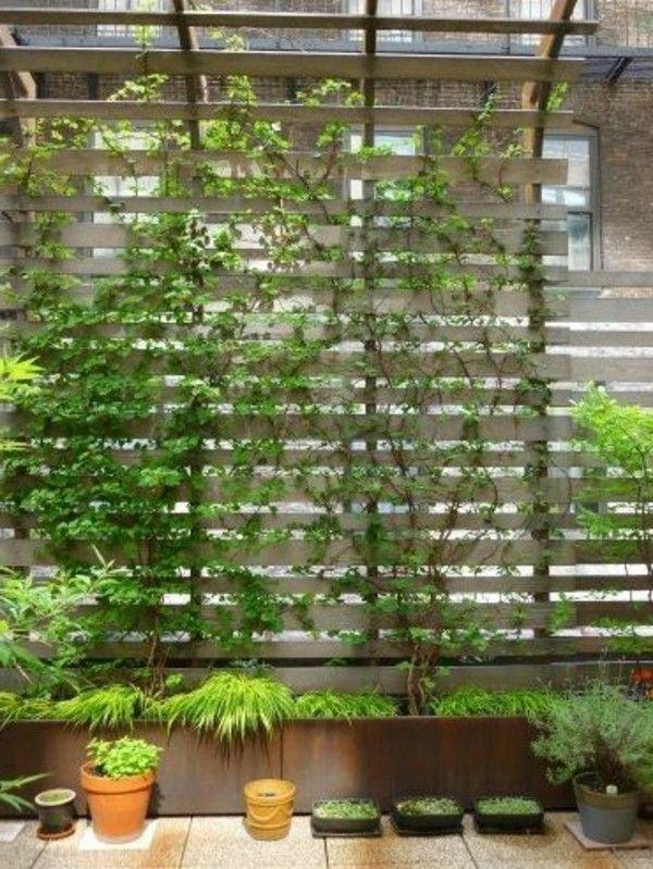 Balcony Garden Privacy Screens