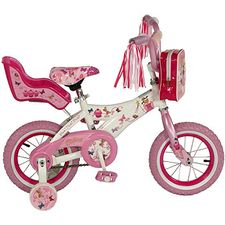 Avigo 12 Inch Bike Girls Pinkalicious Styles May Vary