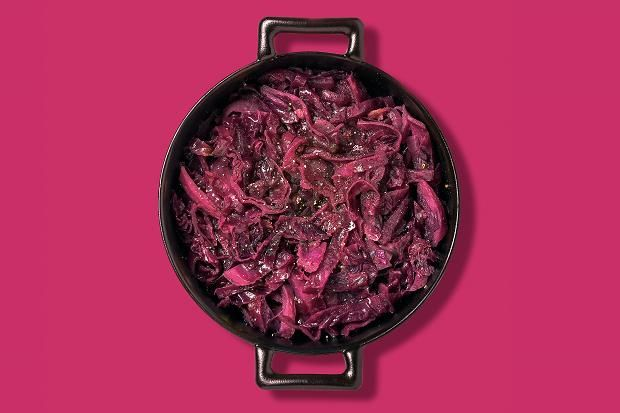 ... need for red cabbage including this one for cabbage and spiced apple