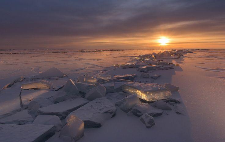 Russische Baikalmeer