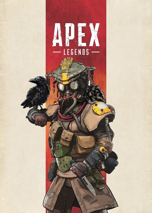 apex legends character posters