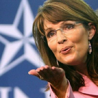 Sarah Palin 'finally found someone excited about Obamacare!' Someone really excited [pic] | Twitchy