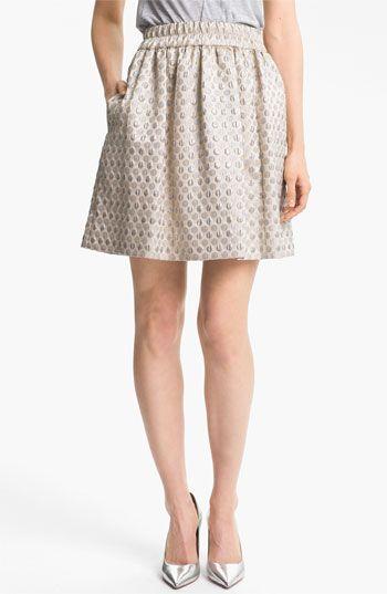 MARC BY MARC JACOBS 'Romy' Jacquard Skirt | Nordstrom