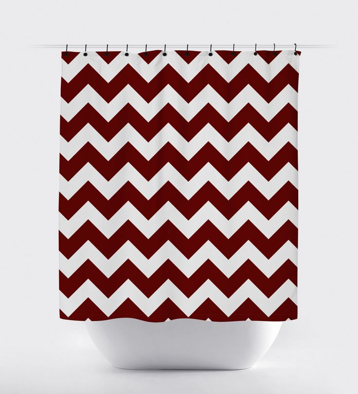 orange chevron shower curtain. Burgundy Chevron Shower Curtain 1360 Best Products Images On Pinterest  Curtains