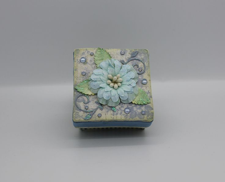 Altered box by Anoni Jewelry