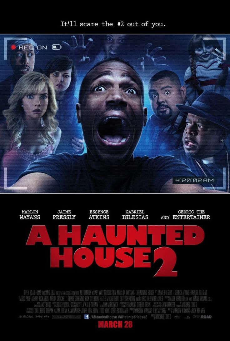 A Haunted House 2 Funny but stupid.
