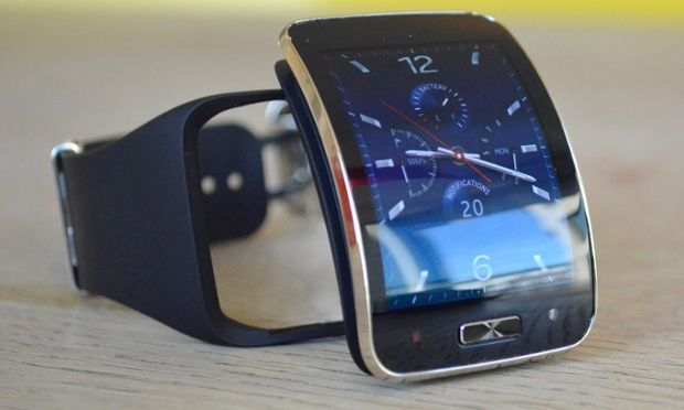 Samsung Gear S review: can a smartwatch with a phone built-in ...
