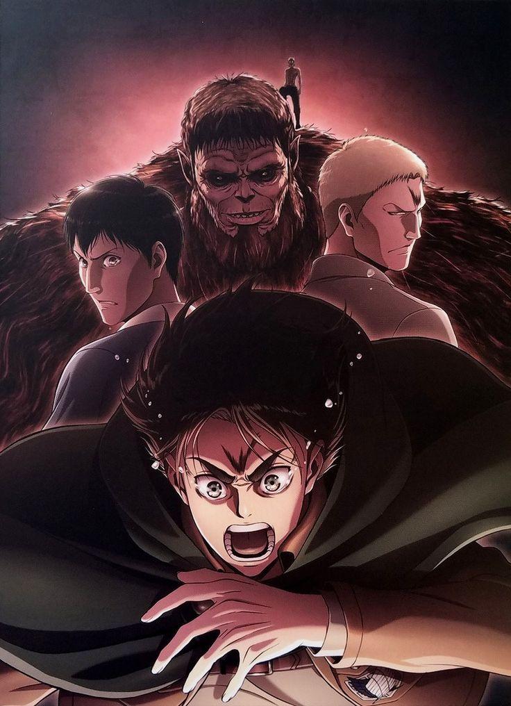 SNK Blog Attack on titan anime, Attack on titan fanart