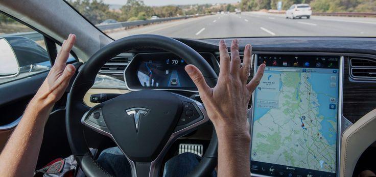 Cómo un Tesla se anticipa a un accidente de dos autos delante de él     El vehículo eléctrico Tesla S logra anticiparse a un accidente que ocurre delante de él entre dos autos. El hecho ocurrió en una autopista hol... http://sientemendoza.com/2016/12/31/como-un-tesla-se-anticipa-a-un-accidente-de-dos-autos-delante-de-el/