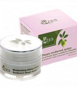 RIZES 24hour Moisturizing Cream For Normal, Dry