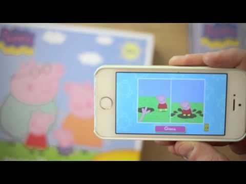 #PeppaPig app: le app ufficiali in italiano