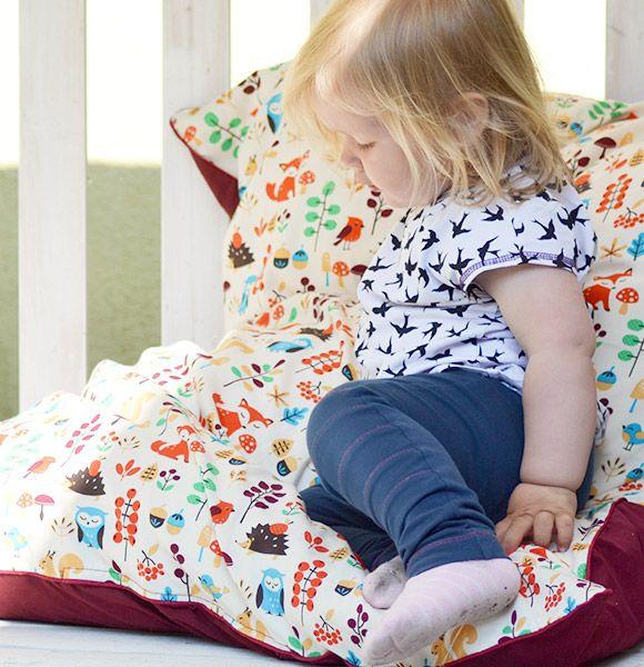 129 besten Nähen Accessoires Bilder auf Pinterest | Baby nähen ...