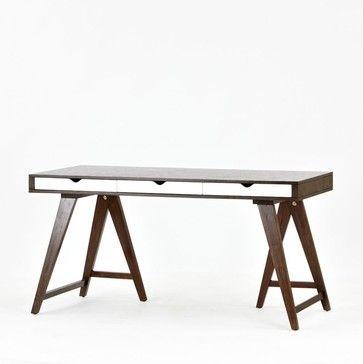 Trestle Desk - modern - desks - other metro - BlueSunTree