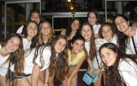 Un Mundial con 13 jugadoras  Una lesión y una prohibición reglamentaria por razón de edad redujeron el plantel uruguayo juvenil para afrontar el Mundial femenino en Montenegro