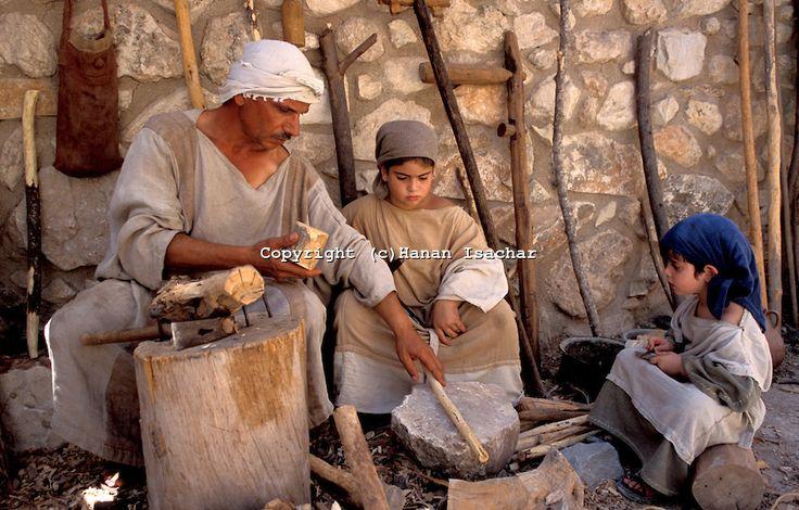 Homes In Jerusalem In Jesus Time Israel Galilee