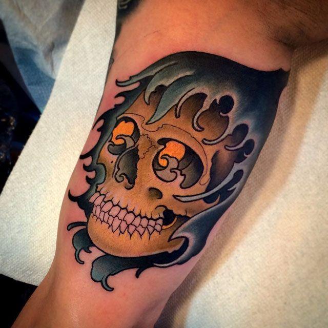 Tattoo Ideas Hood: 17 Best Images About Skulls On Pinterest
