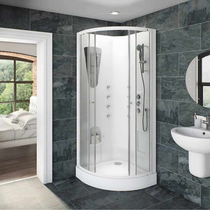 valencia shower cabin victoria plumb for the home. Black Bedroom Furniture Sets. Home Design Ideas